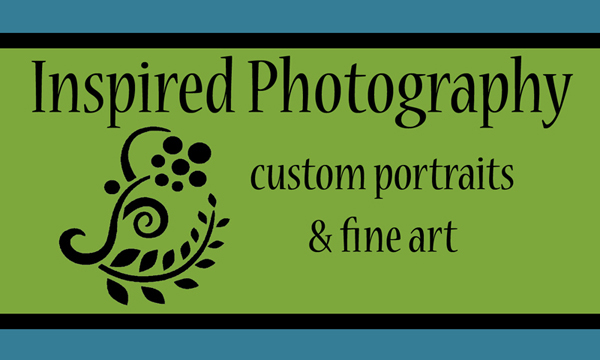 Inspired photography logo